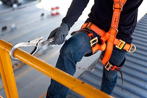 Fall Protection – Critical Safety for Working at Heights