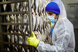 OSHA and CDC Publish Interim COVID-19 Guidance to Seafood Processing Industry