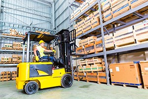 June 11 is National Forklift Safety Day