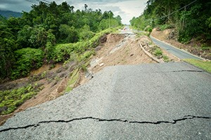 Know the Warning Signs of a Landslide