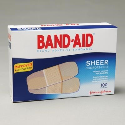 Band-Aid-Brand-Adhesive-Bandages-Assorted-280-PACK- | eBay
