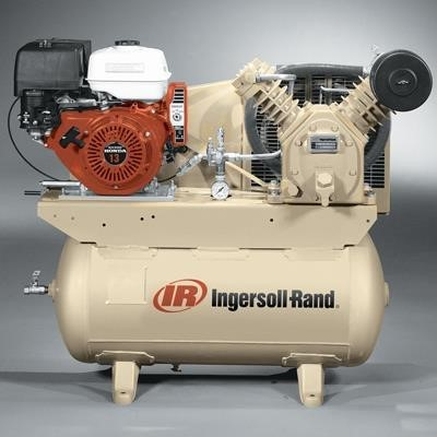 Ingersoll-Rand® 13 HP Two-Stage Gas Compressor with Honda