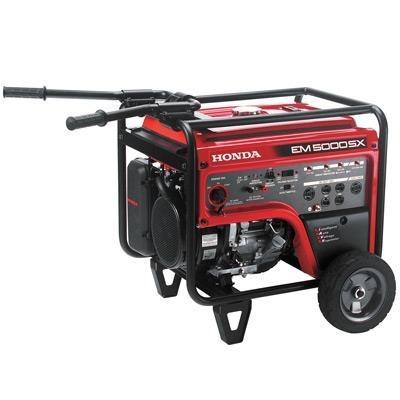 Deluxe Series 5000 Watt EM5000SX Generator ...