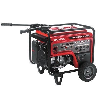 Deluxe Series 6500 Watt EM6500SX Generator ...
