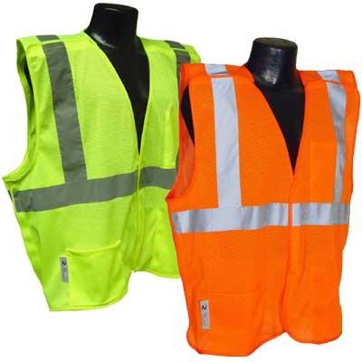 2d9abc4c174e Class 2 Economy Breakaway Safety Vest