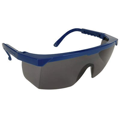 e36dc9680b NSI N-Specs® Tri-Star® 200 Gray Lens Safety Glasses - 19704 ...