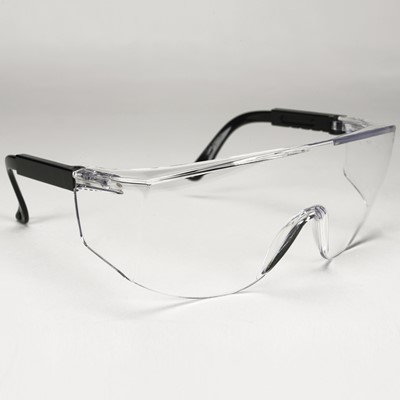 6ce7fd1a69 N-Specs® Tri-Star® Visitor Clear Lens Safety Glasses - 19905 ...