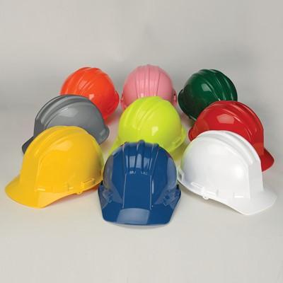 NSI Power Shell® 4-Point Ratchet Suspension Cap Hard Hat - 23189