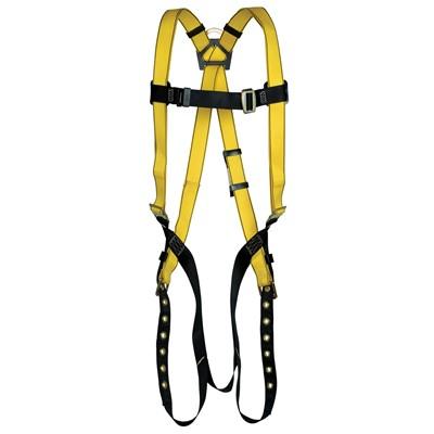 MSA Workman® Back D-Ring & Tongue Leg Buckles Fall