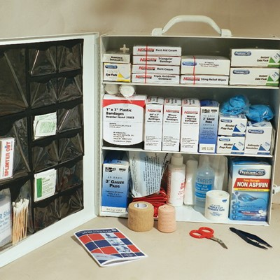 NSI 100 Person 727-Piece Original First Aid Kit - 31939