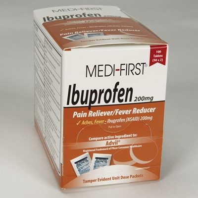 Ibuprofen Fever & Pain Relief Tablets, ...