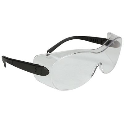 a3b63110cfc NSI N-Specs® Low Profile OTG Clear Lens Over-the-Glass Safety ...