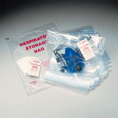 Disposable Respirator Storage Bags u0026 Seals ... & Allegro® Disposable Respirator Storage Bags u0026 Seals 100/Pack - 7013 ...