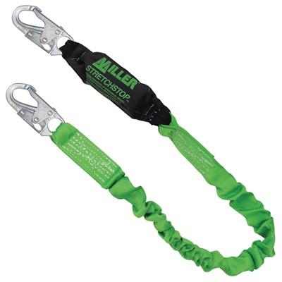Honeywell Miller® StretchStop® 2 Locking Snap Hooks Shock