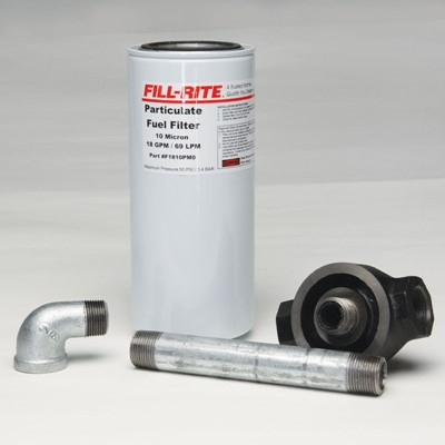 fill rite particulate spin on filter kit for electric fuel transferparticulate spin on filter kit for electric fuel transfer pump