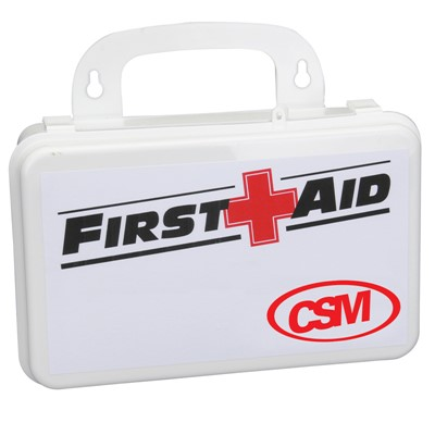 First Aid Only® 10 Person First Aid Kit, Custom Product Add