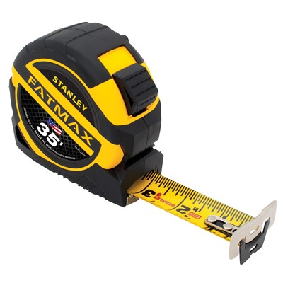Stanley® FatMax® Xtreme™ Fractional Measure Tape Rule with