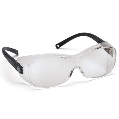bfeed72710 Pyramex™ OTS® OTG Clear Lens Over-the-Glass Safety Glasses - 26490 ...