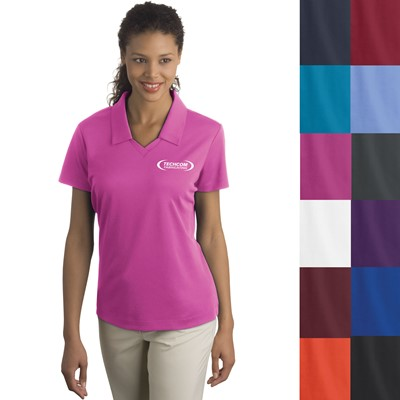 b4138360 Women's Golf Dri-FIT Micro Pique Polo Shirt, Custom Product Add Your ...