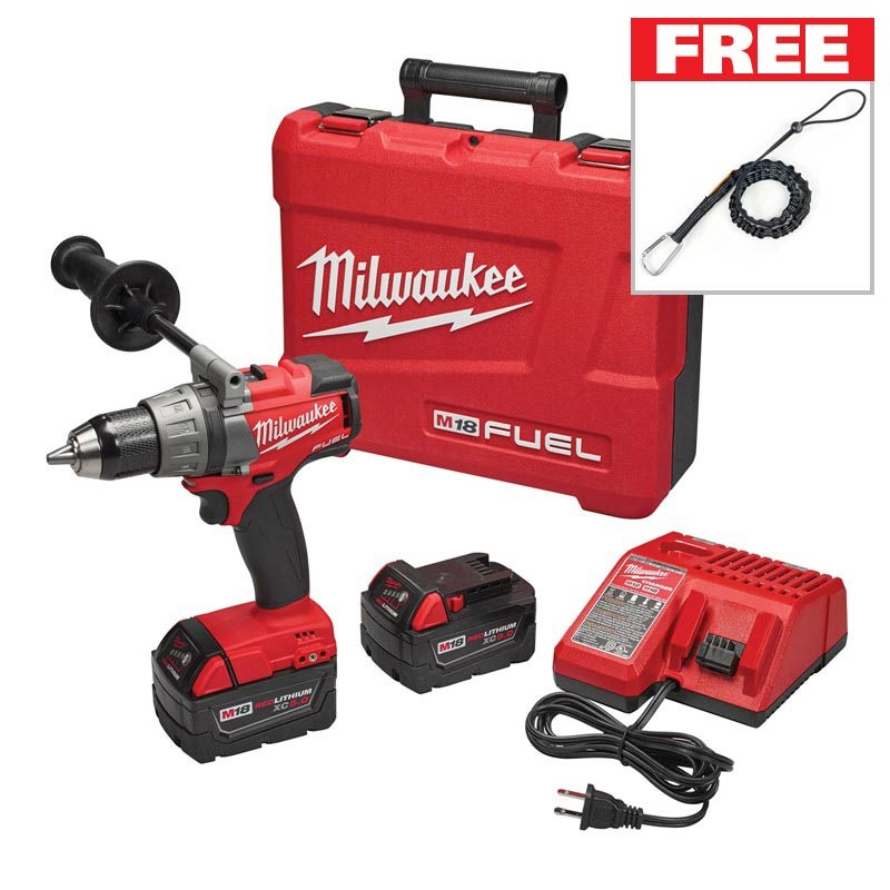 FREE Ergodyne Squid with purchase of a Milwaukee Drill Driver or Drill Driver Kit