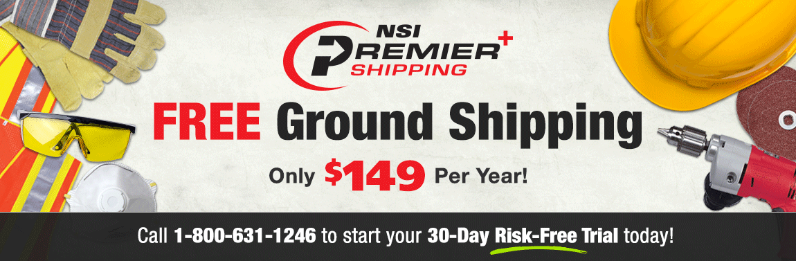 Premier Plus Shipping - Northern Safety Co., Inc.